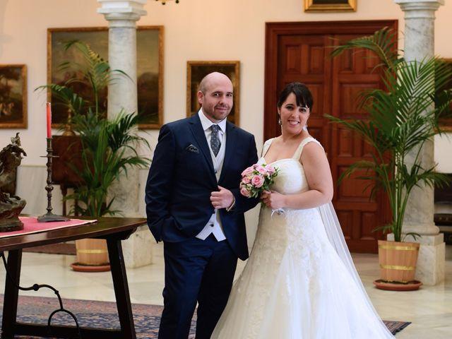La boda de Luis y Magdalena en Guadalcacin, Cádiz 6