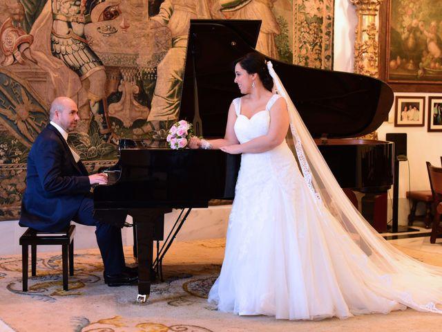 La boda de Luis y Magdalena en Guadalcacin, Cádiz 7