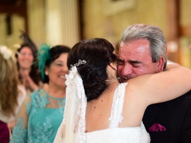 La boda de Luis y Magdalena en Guadalcacin, Cádiz 12