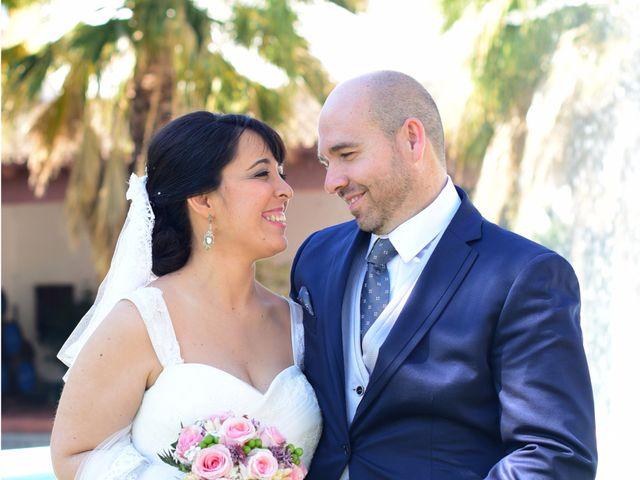 La boda de Luis y Magdalena en Guadalcacin, Cádiz 14