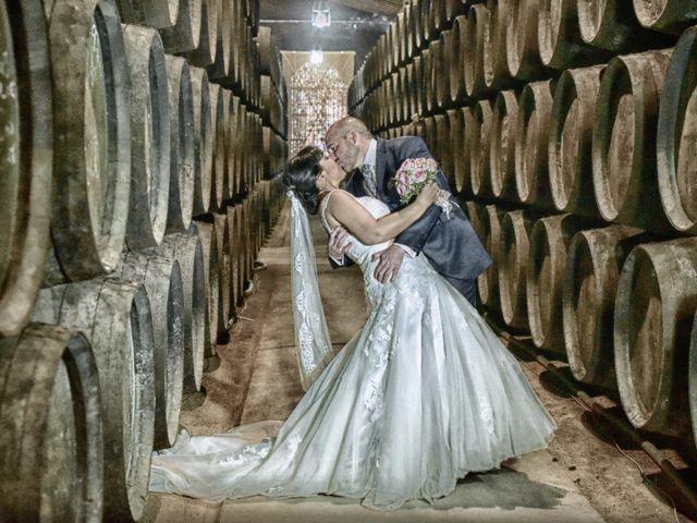 La boda de Luis y Magdalena en Guadalcacin, Cádiz 17