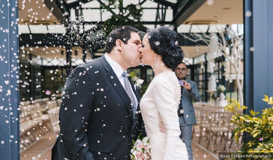 La boda de Jose y Gracia en El Puig, Valencia