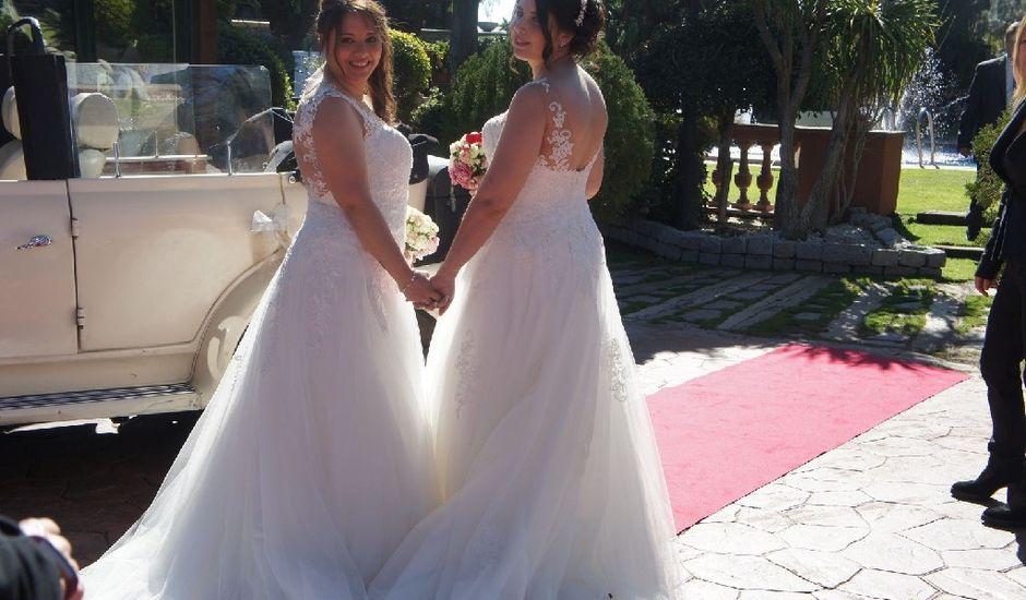 La boda de Marta y Miriam en Sant Andreu De Llavaneres, Barcelona