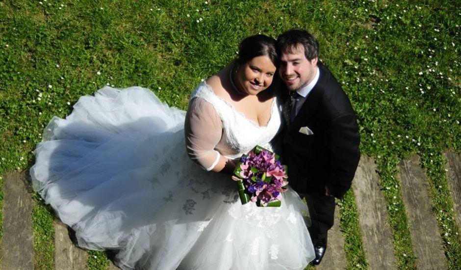La boda de Cristobal y Miriam en Itziar, Guipúzcoa