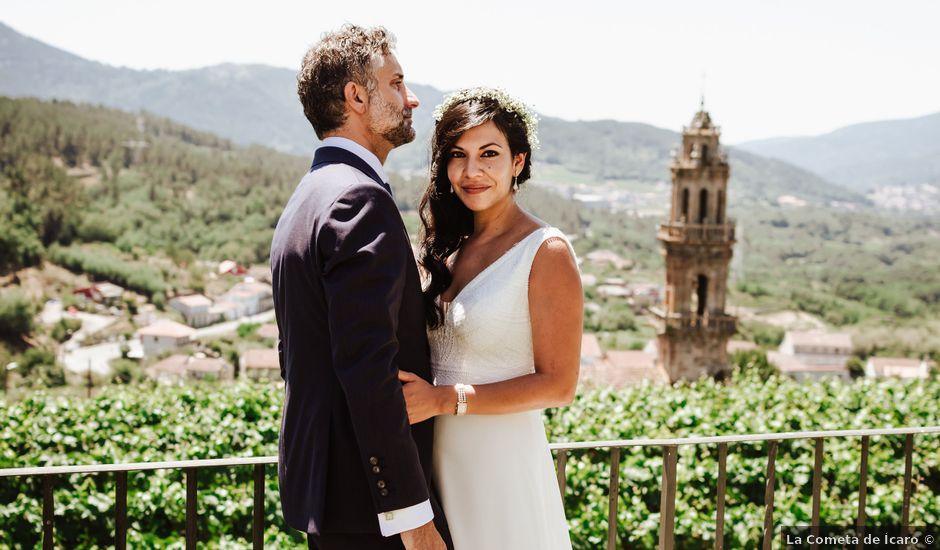 La boda de Gianni y Charlie en Ribadavia, Orense