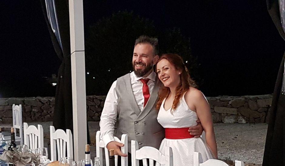 La boda de Chema  y Noemi  en Segurilla, Toledo