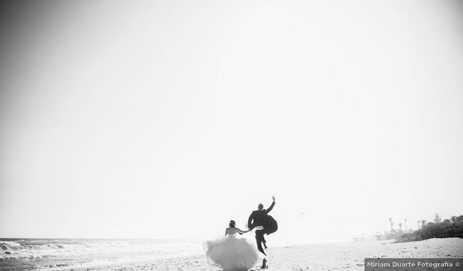 La boda de Ben y Yuresky en Marbella, Málaga