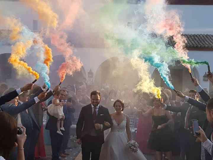 La boda de Alejandro y Noelia