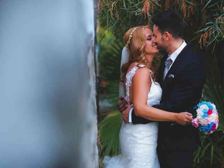 La boda de Patri y Dani