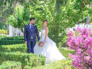 La boda de Alicia y Oscar
