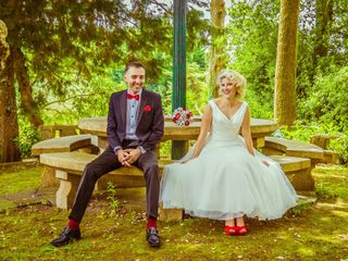 La boda de Ángeles y Hugo