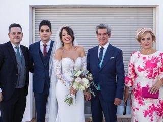 La boda de Veronica  y Javier 1