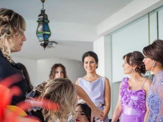 La boda de Veronica  y Javier 2