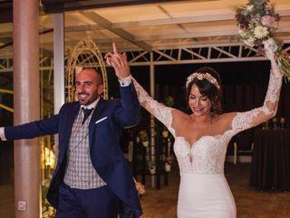 La boda de Veronica  y Javier 3