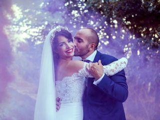 La boda de Veronica  y Javier