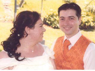 La boda de Benja  y Reme 1