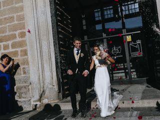 La boda de Ceci y Sergio