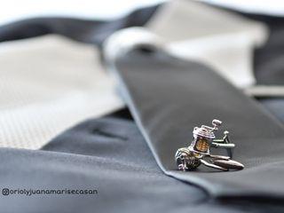 La boda de Juana Mari y Oriol 1