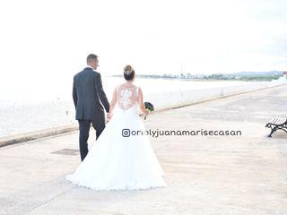 La boda de Juana Mari y Oriol