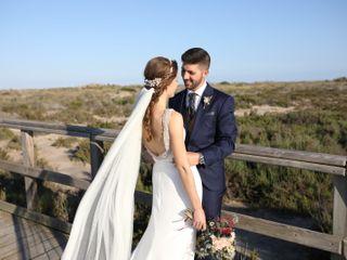 La boda de Rebeca y Manuel