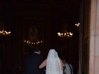 La boda de Andrea y Vicente 1