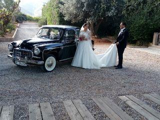 La boda de Andrea y Vicente