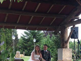 La boda de Eli  y Raul 1