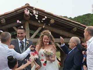 La boda de Eli  y Raul 3