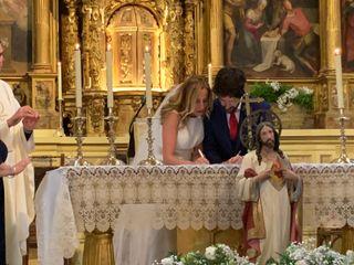 La boda de Roberto y Carolina 1
