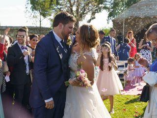 La boda de Tamara  y Toni