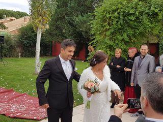 La boda de Rodrigo y Soledad