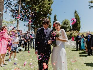 La boda de Cristina y Urko