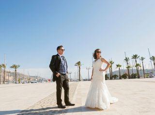 La boda de Faby y Raúl