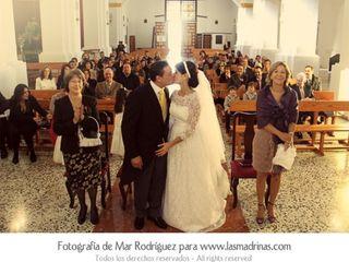 La boda de Fabiola y Jose Antonio