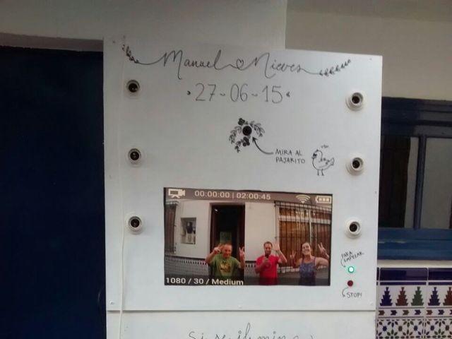 La boda de Manuel  y Nieves en Estación Jimera De Libar, Málaga 7