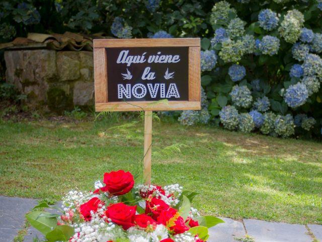 La boda de Hugo y Ángeles en Forcadela, Pontevedra 16