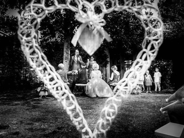 La boda de Hugo y Ángeles en Forcadela, Pontevedra 21