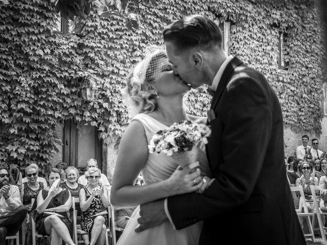 La boda de Hugo y Ángeles en Forcadela, Pontevedra 23