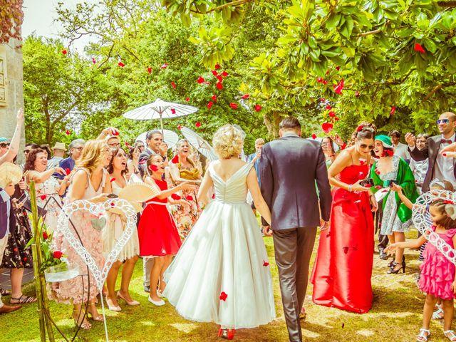 La boda de Hugo y Ángeles en Forcadela, Pontevedra 24