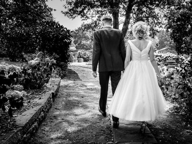 La boda de Hugo y Ángeles en Forcadela, Pontevedra 27