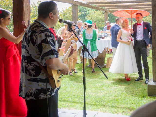 La boda de Hugo y Ángeles en Forcadela, Pontevedra 28