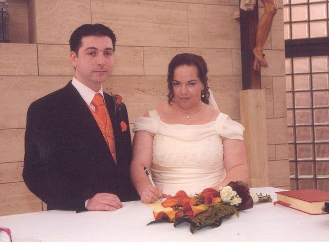 La boda de Reme y Benja  en Gijón, Asturias 8