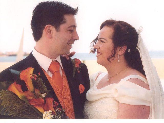 La boda de Reme y Benja  en Gijón, Asturias 9