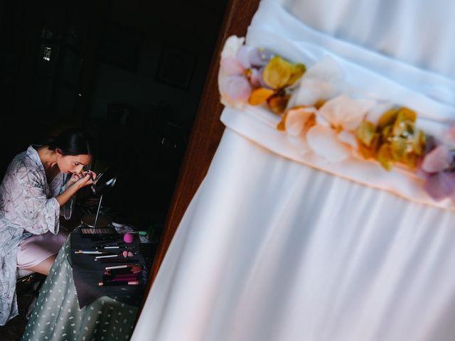 La boda de Sergio y Ceci en Valdemorillo, Madrid 9