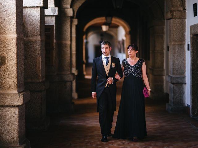 La boda de Sergio y Ceci en Valdemorillo, Madrid 13