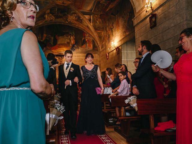 La boda de Sergio y Ceci en Valdemorillo, Madrid 14