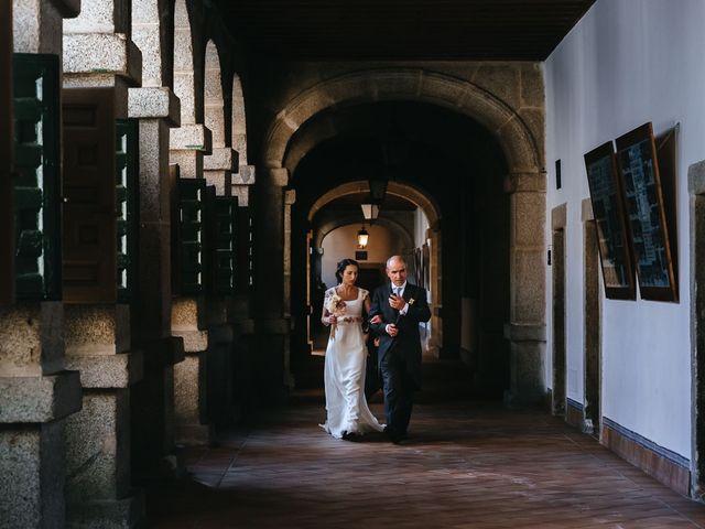 La boda de Sergio y Ceci en Valdemorillo, Madrid 16