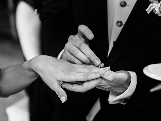 La boda de Sergio y Ceci en Valdemorillo, Madrid 17