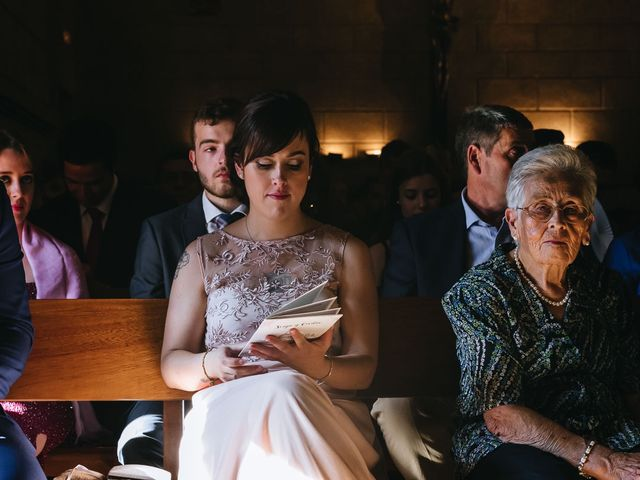 La boda de Sergio y Ceci en Valdemorillo, Madrid 18