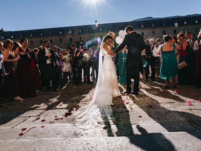 La boda de Sergio y Ceci en Valdemorillo, Madrid 1